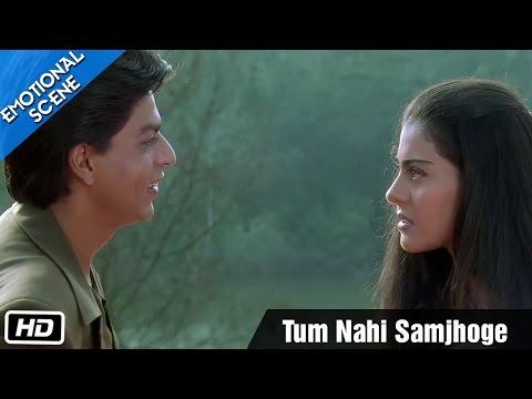 Xxx Mp4 Tum Nahi Samjhoge Emotional Scene Kuch Kuch Hota Hai Shahrukh Khan Kajol Salman Khan 3gp Sex