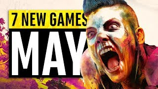 7 New Games Arriving in May 2019