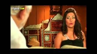 Ghinwa Mahmoud  مسلسل شارع عبدالعزيز مع الممثل أحمد راتب وعمرو سعد