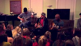 "Sam Hunt - ""Saturday Night"" EXCLUSIVE Acoustic Session"