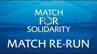 Football Legends: Match For Solidarity full re-run