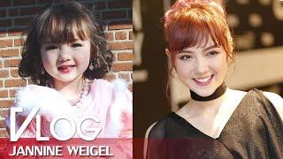 Then & Now of Jannine Weigel (พลอยชมพู) (2003-2016)