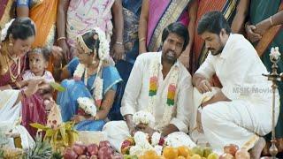 Soori Marriage Comedy Scene - Nalanum Nandhiniyum Tamil  Movie Scene