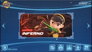 IT'S SO FREAKING HARD | Ejen Ali Emergency #17: Mission Inferno - Level 1-5