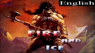 Fire & Ice -The ANIMATED Movie In English