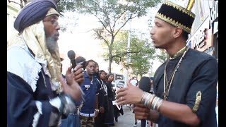 The Young Nuwaubian Vs  The Hebrew Isrealites