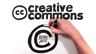 Creative Commons License and how it helps us share digital content
