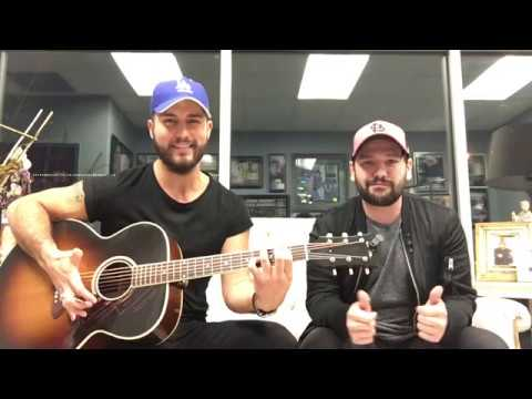 Download Dan + Shay - Yours If You Want It (Rascal Flatts Cover)