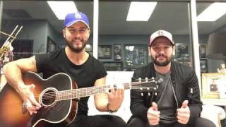 Dan + Shay - Yours If You Want It (Rascal Flatts Cover)