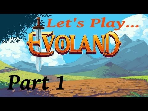 Let s Play Evoland 01 And so it was