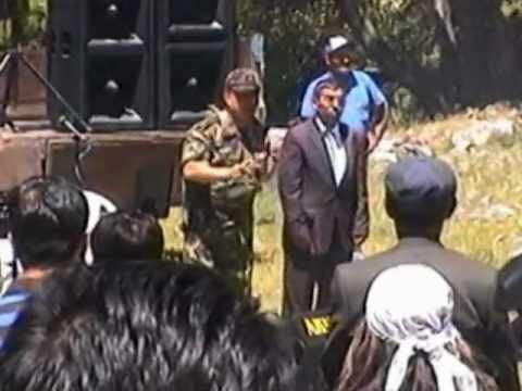 Kur Albay Mustafa Önselin Günçalı Köyü Çal Baba Şenliği Konuşması