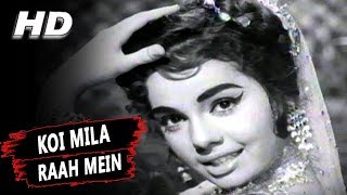 Koi Mila Raah Mein Aur Dil Kho Gaya | Asha Bhosle | Raaka 1965 Songs | Mumtaz