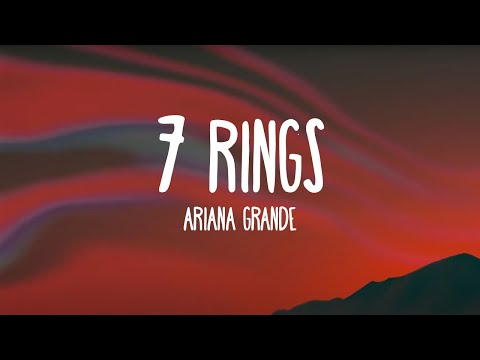 Ariana Grande 7 rings Lyrics
