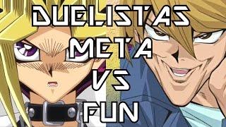 Diferencias entre jugador Meta y Fun