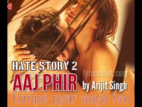 Xxx Mp4 Aaj Phir Full Video Song Hate Story 2 1080p OFFICIAL 3gp Sex