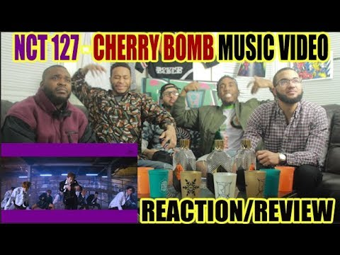 FIRST EVER NCT 127 엔시티 127 'Cherry Bomb' MV REACTION/REVIEW