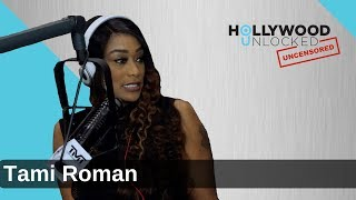 Tami Roman talks How Relationship with Jackie Christie Went Left on Hollywood Unlocked [UNCENSORED]