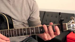 Sam Smith - Latch (Guitar Chords & Lesson) by Shawn Parrotte