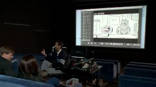 How You Pitch Scenes for a Movie at Pixar (from Monsters University)
