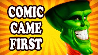 Top 10 Movies You Didn't Know Were Comic Books First — TopTenzNet