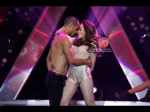 Cristine Reyes & Derek Ramsay sexy performance LIVE