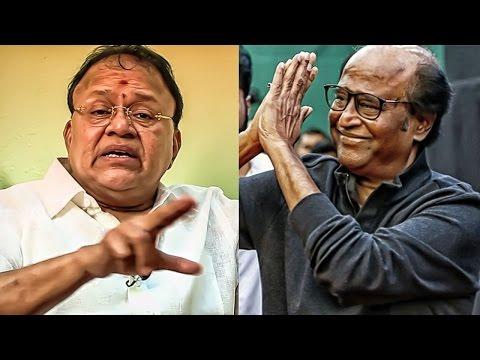 Rajinikanth will not enter Politics Radha Ravi Bold Speech MY 36