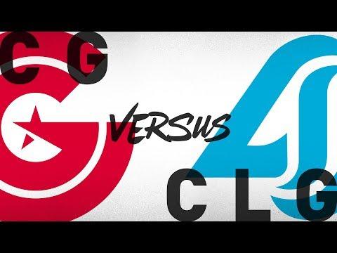 Xxx Mp4 CG Vs CLG Week 2 Day 2 NA LCS Summer Split Clutch Gaming Vs Counter Logic Gaming 2018 3gp Sex