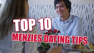 Top 10 Dating Tips (from The Menzoid)