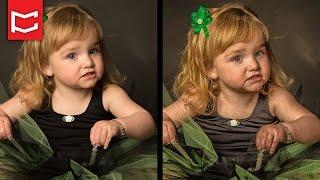 #2 Adobe Photoshop CS6 - Camera Raw ile Fotoğrafı keskinleştirme ve vinyet efekti ekleme
