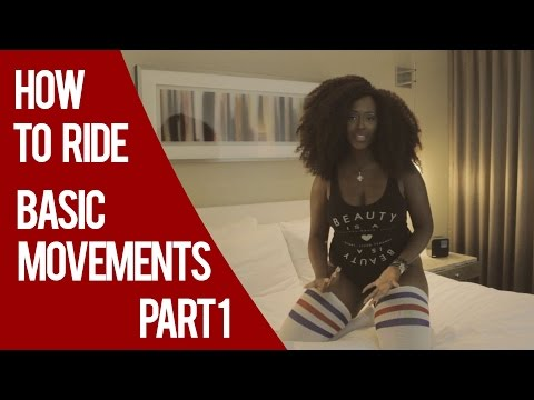 Xxx Mp4 How To Ride Basic Movements Part 1 3gp Sex
