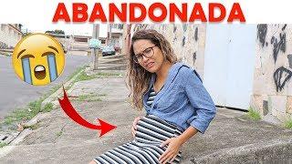 VOCÊ DECIDE - A GRÁVIDA ABANDONADA! (PARTE 1)
