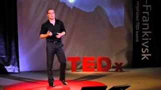 3D printing on the moon | Sergei Dobrianski | TEDxIvanoFrankivsk