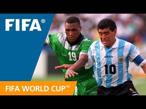 Xxx Mp4 World Cup Highlights Argentina Nigeria USA 1994 3gp Sex