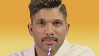 Frooti TVC 2018 #AlluArjun Telugu