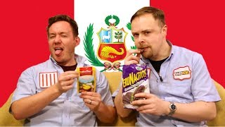 Peru Taste Test ft Ashens