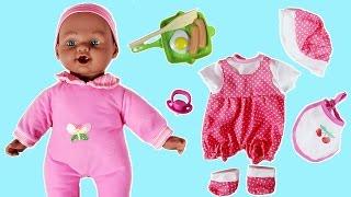 Oyuncak Bebek Ece | Bebek Bakma Oyunu | Evcilik TV Bebek Videoları