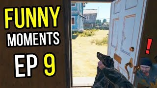 PUBG: Funny Moments Ep. 9