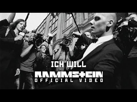 Rammstein - Ich Will (Official Video)