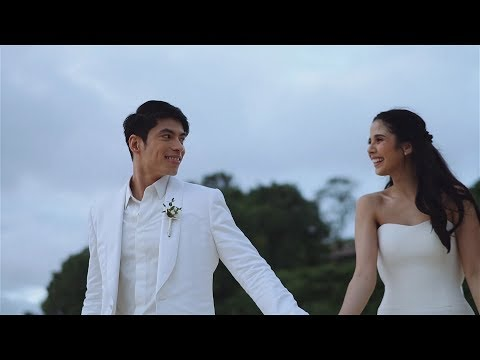 Wedding of Rob Mananquil and Maxene Magalona