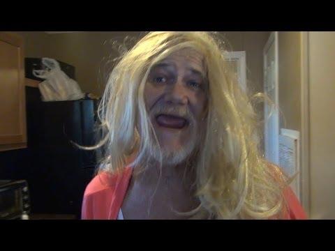 GRANDPA DRESSES LIKE A WOMAN