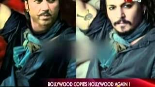 Bollywood Copies Hollywood Again
