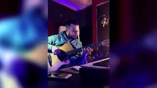 حيدر كيتارا -   حبك يدك بالراس عزف جيتار