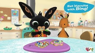 Bing Baking, Bing Bunny's Colourful, Videos Games for Kids - Girls - Baby Android
