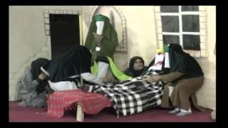 مسرحية غتيال القرءان الناطق المشهد الثاني مؤسسة مالك الأشتر