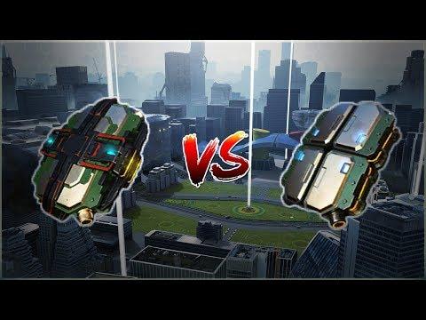 Xxx Mp4 WR 🔥 Heavy Armor VS Armor KIT Durability Modules Comparison War Robots 3gp Sex