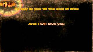 Bon Jovi - Always karaoke