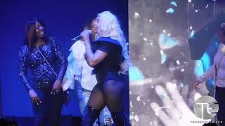 Tamar Braxton Performs