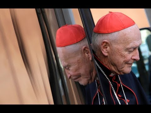 Xxx Mp4 Pope Sends Signal By Defrocking Ex Cardinal For Sexual Abuse 3gp Sex