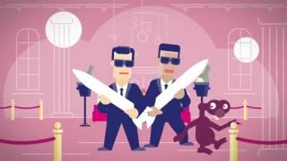 [ Fast Forward Science 2016 ] - Kerzenwachs-Rakete | Science Cliption: WISSENSCHAFT clip & klar