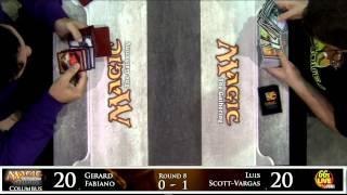 GP Columbus Rd 8 Fabiano vs Scott Vargas